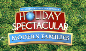 holiday spectacular modern families