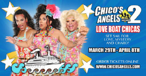 Chico's Angels #2: Love Boat Chicas
