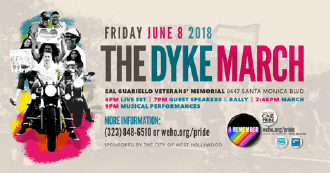 The Dyke March