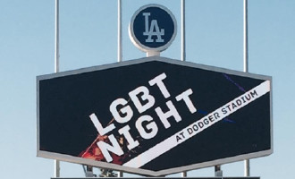 Los Angeles Dodgers Pride Night