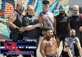 Los Angeles Leather Pride 2018