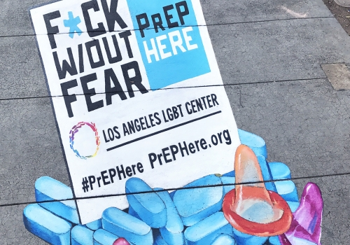 Los Angeles LGBT Center Partners with City of West Hollywood to Take Bold HIV Prevention, PrEP Campaign to the Streets—Literally